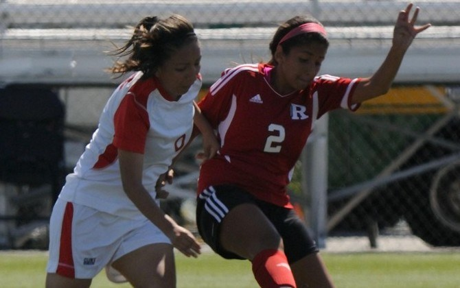 cheap for discount 053c7 926a8 Rutgers-Newark Too Much for York in Women's Soccer York ...